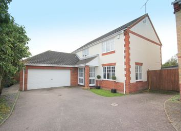 Thumbnail 4 bed detached house to rent in Maidens Close, Norwich