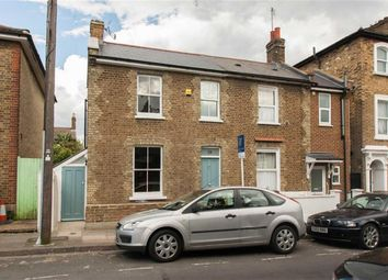 Thumbnail 2 bed semi-detached house to rent in Cowper Road, London
