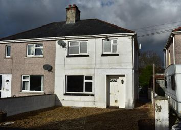 Thumbnail 3 bed semi-detached house for sale in Gelly Road, Llandybie, Ammanford