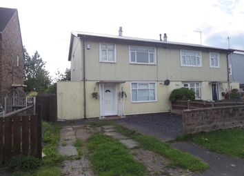 3 bed semi-detached house for sale in Denry Crescent, Bradwell, Newcastle ST5