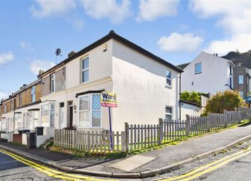 Thumbnail 2 bed end terrace house for sale in Clarendon Place, Dover, Kent