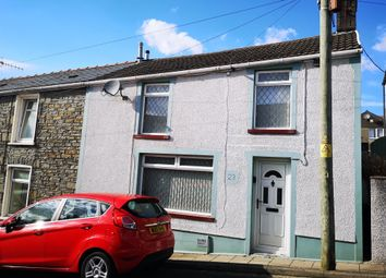 Thumbnail 2 bed end terrace house for sale in Phillip Street, Mountain Ash