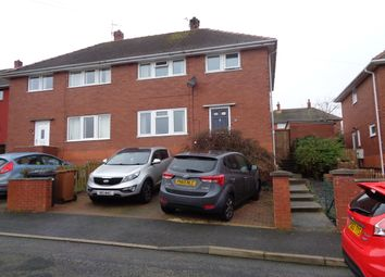 Thumbnail 3 bed semi-detached house for sale in Fairfield Road, Millom