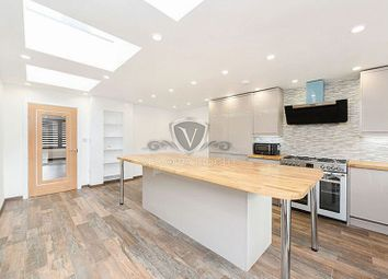 Thumbnail 5 bedroom terraced house to rent in Leonard Road, London