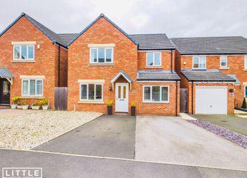 4 bed detached house for sale in Hartley Green Gardens, Billinge, Wigan WN5