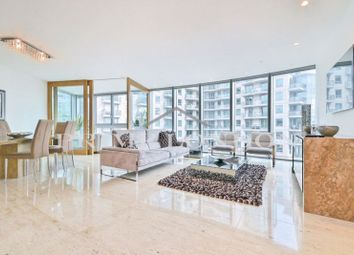 Thumbnail 2 bed flat to rent in The Tower, One St George Wharf, Nine Elms