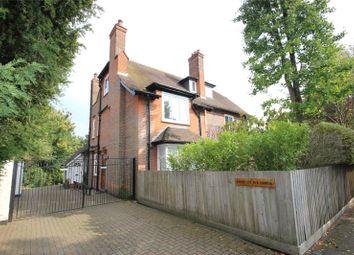 Thumbnail 2 bedroom maisonette for sale in Avenue St Nicholas, Harpenden, Hertfordshire