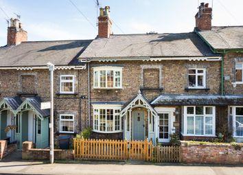 Thumbnail 2 bed terraced house for sale in Church Lane, Elvington, York
