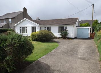 Thumbnail 3 bed bungalow for sale in Leedstown, Hayle, Cornwall