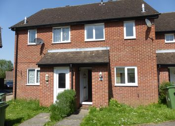Thumbnail 2 bed property to rent in Exeter Close, Basingstoke