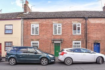 Thumbnail 4 bed terraced house for sale in Vicarage Street, Warminster