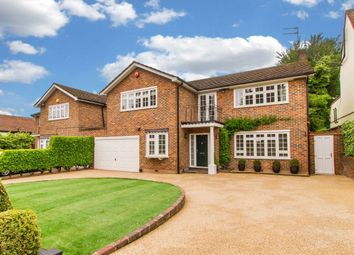 Thumbnail 4 bed detached house for sale in Church Lane, Loughton