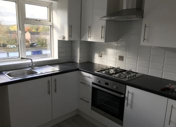 Thumbnail 2 bed flat to rent in Deerleap, Peterborough