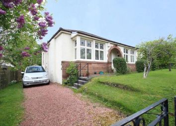 Thumbnail 3 bed bungalow for sale in Sunnyside Drive, Blairdardie, Glasgow