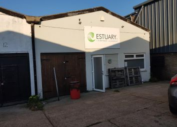 Thumbnail Industrial to let in Unit 16, Manor Trading Estate, Fulton Road, Benfleet
