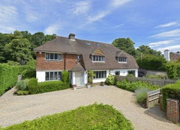 5 bed detached house for sale in Links Road, Bramley, Guildford GU5
