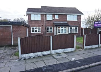 Thumbnail 3 bed end terrace house for sale in Moorhey Road, Maghull