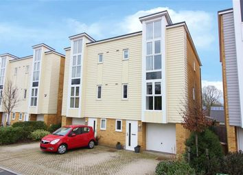 Thumbnail 3 bed semi-detached house for sale in Campion Close, Ashford