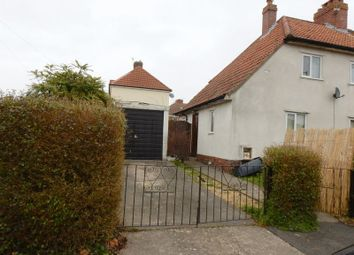 Thumbnail 3 bed semi-detached house for sale in Crossways Road, Knwle Park, Bristol
