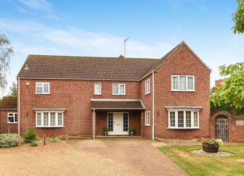 Thumbnail 4 bed detached house for sale in Willow Drive, Dersingham, King's Lynn