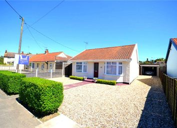 Thumbnail 2 bed bungalow for sale in Bucklesham Road, Kirton, Ipswich