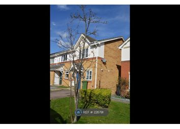 Thumbnail 2 bed end terrace house to rent in Odell Close, Upney