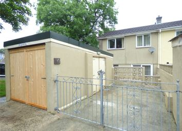 Thumbnail 3 bed end terrace house for sale in Munro Court, Pembroke Dock, Pembrokeshire
