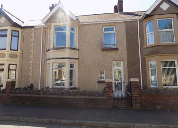 Thumbnail 3 bed terraced house for sale in Gower Street, Port Talbot, Neath Port Talbot.