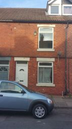 Thumbnail 3 bedroom terraced house to rent in York Street, Sutton In Ashfield