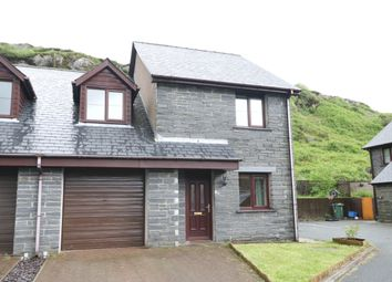 Thumbnail 3 bed semi-detached house for sale in Manod Road, Manod, Blaenau Ffestiniog