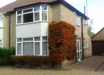 Thumbnail 3 bed semi-detached house to rent in Kings Hedges Road, Cambridge, Cambridgeshire