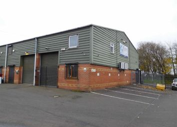Thumbnail Light industrial to let in Brownhills Business Park, Stoke-On-Trent, Staffordshire