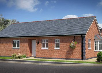 Thumbnail 3 bed bungalow for sale in Plot 1, Badgers Fields, Arddleen, Llanymynech, Powys