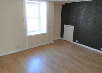 Thumbnail 2 bed flat to rent in Merchant Street, Peterhead, Aberdeenshire AB421Dh