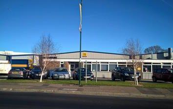 Thumbnail Light industrial to let in Unit 15 Castlegrove Business Park, Durban Road, Bognor Regis, West Sussex