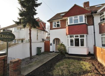 Thumbnail 5 bed semi-detached house to rent in Beech Way, Twickenham