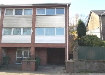 Thumbnail 3 bed town house to rent in Berw Road, Pontypridd