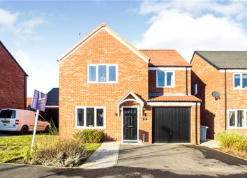 Thumbnail 4 bed detached house for sale in Skylark Way, Clipstone Village, Mansfield