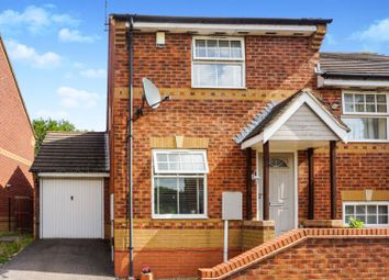 2 bed semi-detached house for sale in Nether Field Way, Leicester LE3