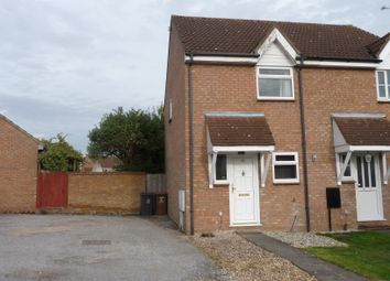 Thumbnail 2 bed end terrace house to rent in The Pastures, Stevenage