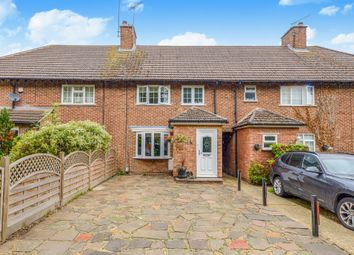 Thumbnail 3 bedroom terraced house for sale in Dellsome Lane, Welham Green, Hatfield