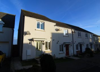 Thumbnail 2 bed end terrace house for sale in Queens Clos, Roche, St. Austell