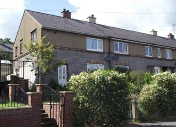 Thumbnail 2 bed terraced house for sale in Min Y Ddol, Bangor, Gwynedd