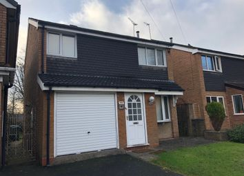Thumbnail 3 bed detached house to rent in Kenilworth Close, Tipton