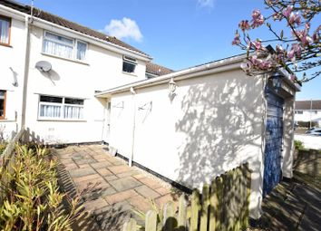 Thumbnail 3 bedroom end terrace house for sale in The Glebe, Pilning, Bristol