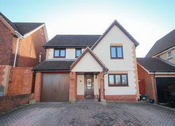 4 bed detached house for sale in Juniper Way, Bradley Stoke, Bristol BS32