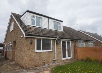 Thumbnail 3 bed semi-detached house for sale in Oaklands, Brough