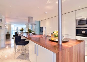Thumbnail 3 bed flat to rent in Young Street, Kensington, London