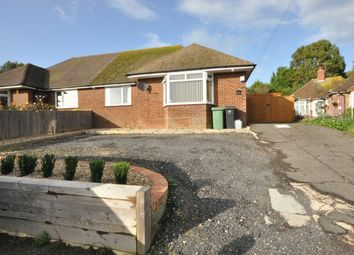 Thumbnail 2 bed semi-detached bungalow for sale in Pembury Grove, Bexhill-On-Sea