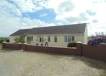 Thumbnail 3 bed detached bungalow for sale in Barnsley Farm, Hayscastle, Haverfordwest, Pembrokeshire
